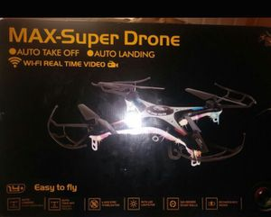 Max super drone for Sale in Washington, DC