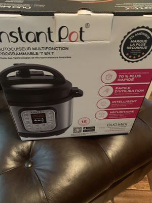 Instant pot 6 qt for Sale in Windsor, CO