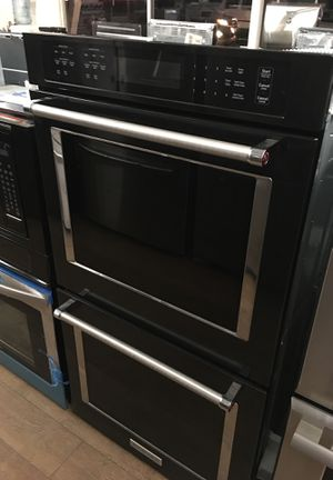 "Kitchen Aid 27"" Double Wall Oven for Sale in Bellflower, CA"