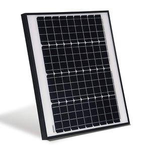 Wholesale ALEKO SP50W12V 50 Watt 12 Volt Monocrystalline Solar Panel for Gate Opener Pool Garden Driveway for Sale in Kent, WA