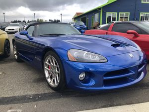 2006 Dodge Viper SRT 10 for Sale in Lakewood, WA