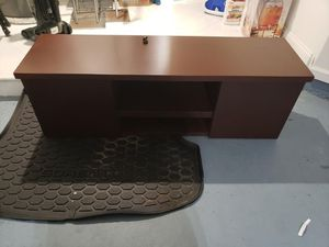 Mahogany Floating TV Stand for Sale in Palm Springs, FL