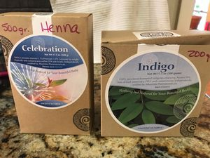Henna and indigo for hair color for Sale in Fort Worth, TX
