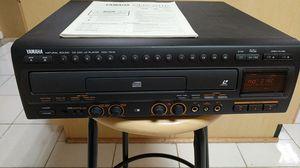 Yamaha CD/Laser Disc Player Model: CDV-701K for Sale in Vienna, VA