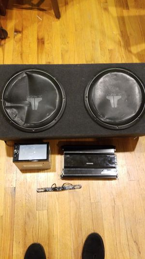 Audio Set for Sale, used for sale  Queens, NY