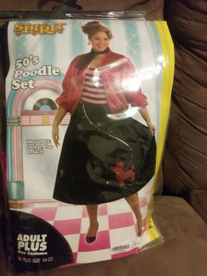 Women's plus size halloween costume for Sale in Columbus, OH