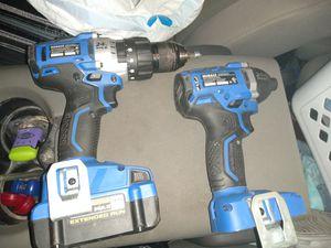Kobalt 24V Brushless Hammer Drill and Impact for Sale in Philadelphia, PA