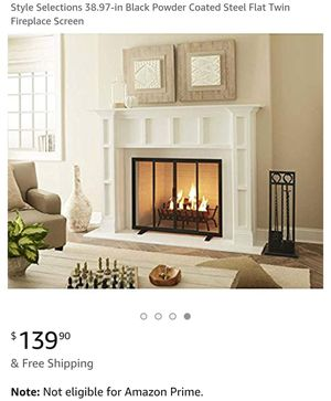 Fireplace Door for Sale in Tacoma, WA