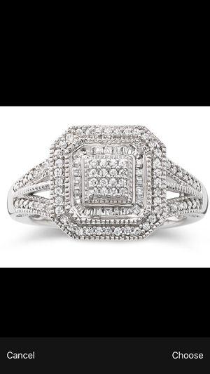 DIAMOND RING FULL OF STONES for Sale in Atlanta, GA