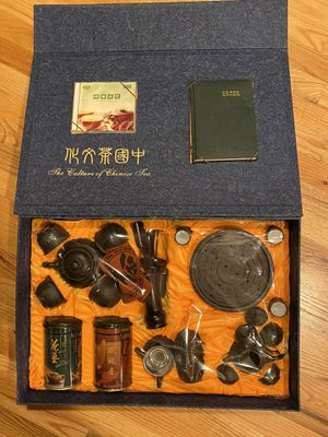 The culture of Chinese tea set for Sale in Issaquah, WA