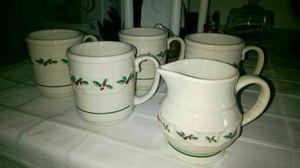Longaberger Christmas mugs for Sale in Redmond, WA