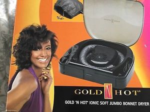 Gold N Hot ionic soft jumbo bonnet dryer for Sale in Los Angeles, CA