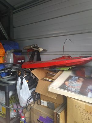 Rc gas power boat for Sale in Denver, CO