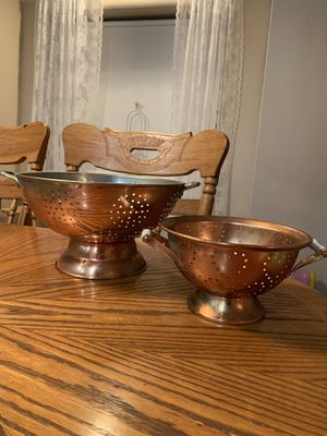 Copper strainers for Sale in Plant City, FL