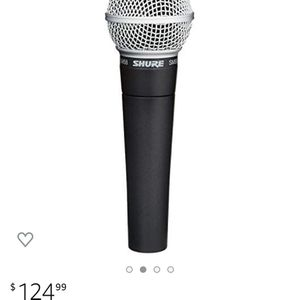 Shure-SM-58 for Sale in Nashua, NH