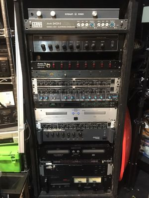 Audio equipment rack mounted for Sale in Silverdale, WA
