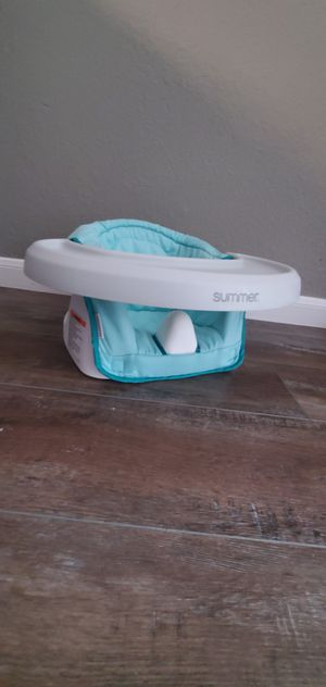 Summer booster seat or table high chair for Sale in Carrollton, TX