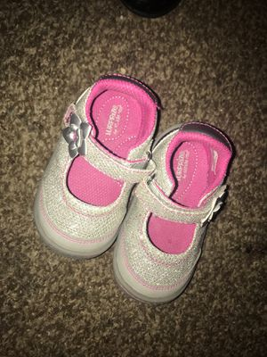 SURPRIZE BY STRIDE RITE walking shoes 4c for Sale in Cleveland, OH