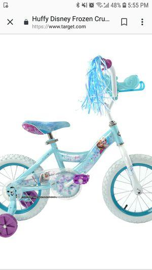 Brand new in box kids frozen bike for Sale in Walkersville, MD