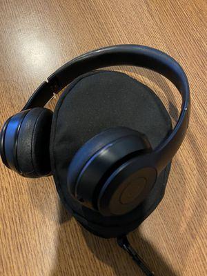 Beats Wireless Solo3 On-ear Headphones - Black for Sale in Fullerton, CA