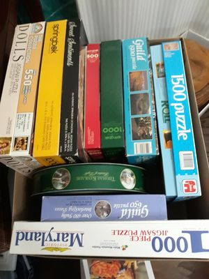 11 puzzles for Sale in Columbia, MD