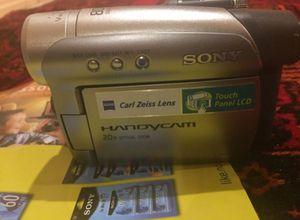 Sony handycam dcr-hc28 for Sale in Bristow, VA