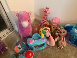 Stuffed animals and toys for Sale in Alexandria, VA