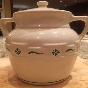 Longaberger Cookie Jar for Sale in Woodinville, WA