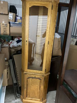 Corner cabinet for Sale in Yorktown Heights, NY