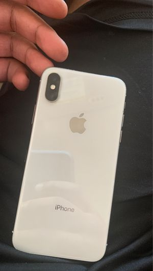 iPhone X for Sale in Arlington, TX