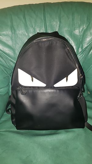 Fendi Bag Bungs backpack- men. Retail Price $ 2,201 for Sale in New York, NY