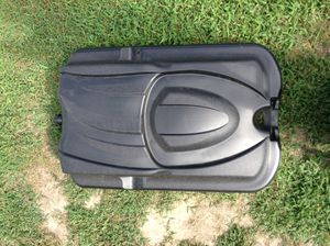 Lifetime portable basketball hoop base XL Black. Asking $70 or best offer. Like new. for Sale in Newport News, VA