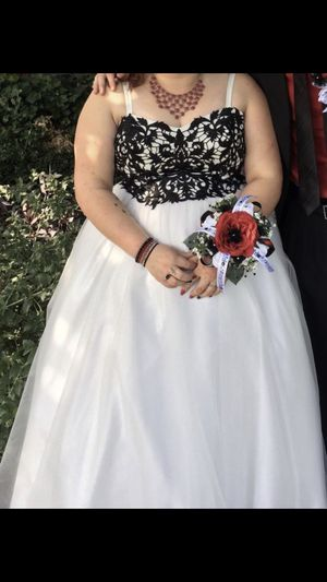 Prom dress/ formal dress for Sale in DW GDNS, TX