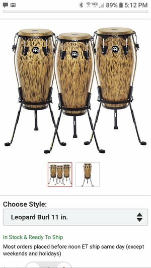 New conga,quinto,tumba for Sale in Harlingen, TX