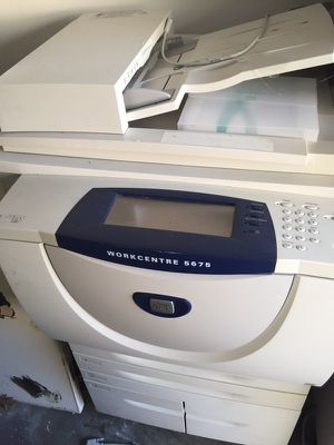 Xerox workcentre 5675 clean for Sale in Houston, TX