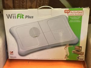 Wii Fit Plus - Balance Board Only for Sale in Alexandria, VA
