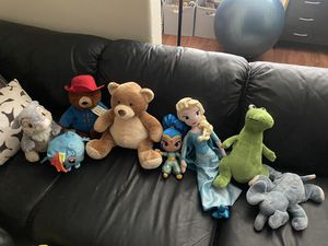 Stuffed animals for Sale in Peoria, AZ
