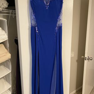 Blue Formal/Prom Dress for Sale in Fort Worth, TX