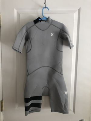 "Brand new ""youth 10"" Hurley 2/2 mm advantage spring suit for Sale in Deerfield Beach, FL"