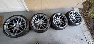 "Curva C300 19"" Concave Wheels Brand new for Sale in Pinellas Park, FL"