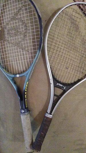 2 tennis racket for Sale in Leavenworth, WA