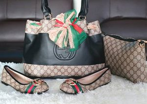 Gucci Shoes and Matching Handbag with Purse and Scarf for Sale in Arlington, TX