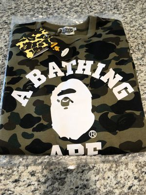 A Bathing Ape Camo Sweater for Sale in Concord, NC