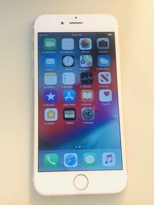 iPhone 6 UNLOCKED for Sale in Laurel, MD