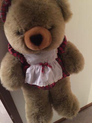 Large stuffed bear for Sale in Bartlett, IL