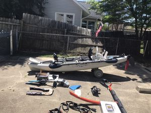 2016 Hobie Outback for Sale in Greensboro, NC