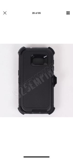 Belt clip case for Samsung Galaxy S7 new for Sale in Denver, CO