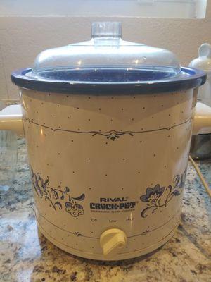 Crock Pot Slow Cooker for Sale in Miami Gardens, FL