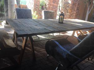 Farmhouse table for Sale in Scottsdale, AZ