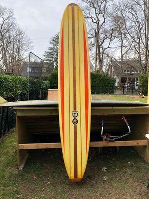Vintage dextra surfboard for Sale in West Allenhurst, NJ